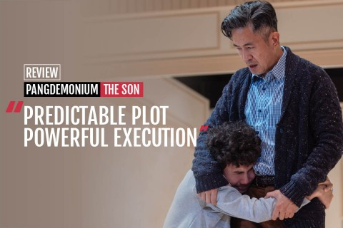 [Review] The Son - Predictable Plot, Powerful Execution