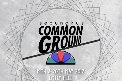 Melentur Buluh 2017: Sebungkus | Common Ground