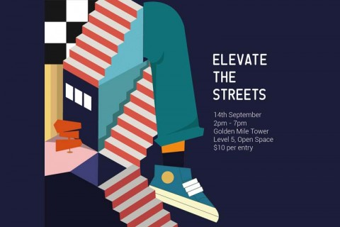 Elevate the Streets Jam 2019