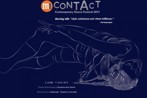 M1 CONTACT Contemporary Dance Festival 2017