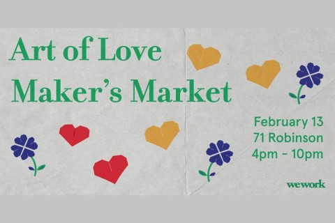 Art of Love - Maker's Market