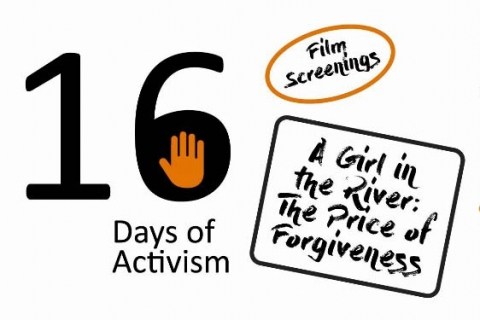 Film screening - A Girl in the River: The Price of Forgiveness