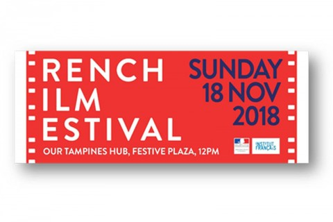 French Film Festival @ Our Tampines Hub