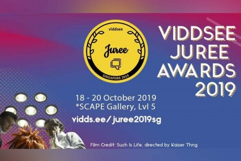 Viddsee Juree Awards Singapore 2019