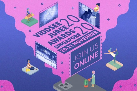 Viddsee Juree Awards Singapore 2020