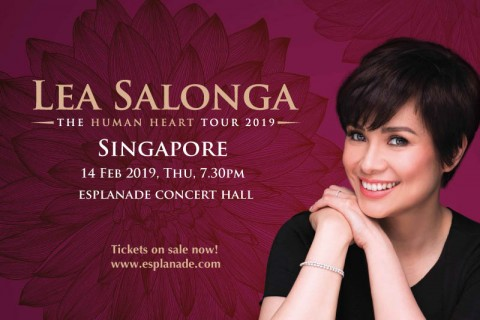 Lea Salonga: The Human Heart