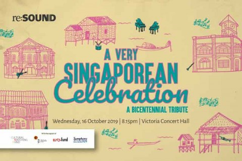A Very Singaporean Celebration! A Bicentennial Tribute