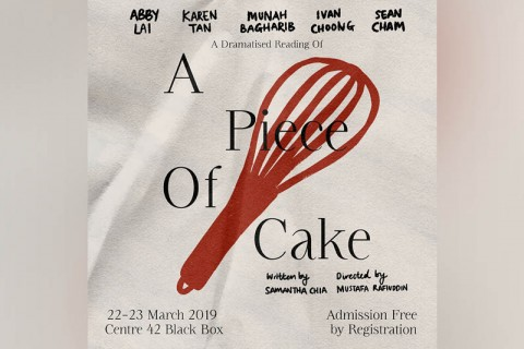 A Piece of Cake: A Dramatised Reading