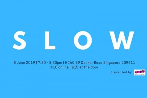 SLOW - an improvised theatre work