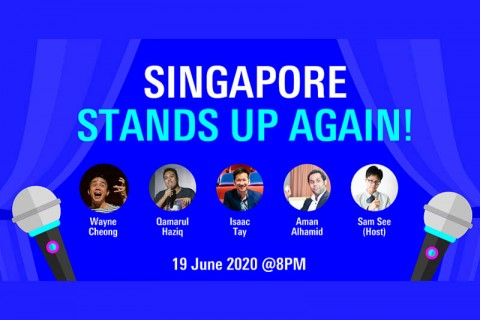 Singapore Stands Up Again!