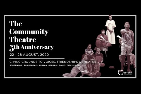 The Community Theatre 5th Anniversary: Giving Grounds to Voices, Friendships & Theatre