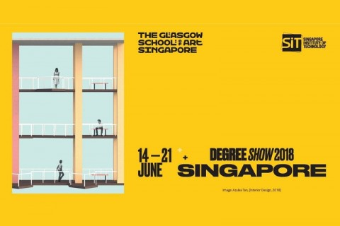 The Glasgow School of Art Singapore Degree Show 2018