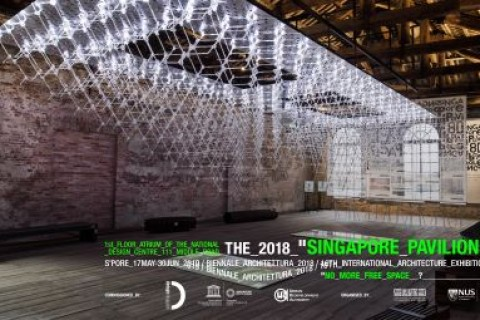 No More Free Space? The Singapore Pavilion Returns from Venice