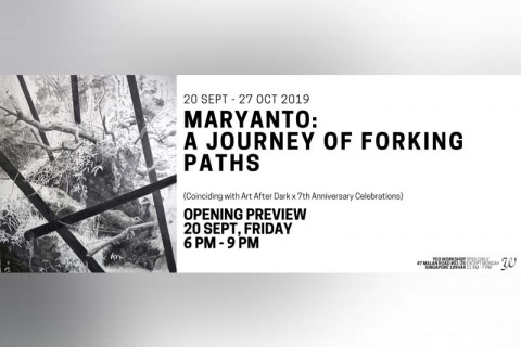 Maryanto: A Journey of Forking Paths