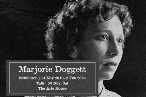 Marjorie Doggett - Exhibition
