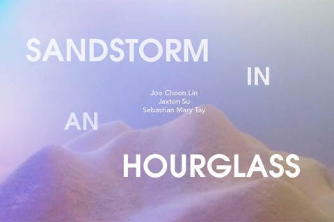Sandstorm in an Hourglass