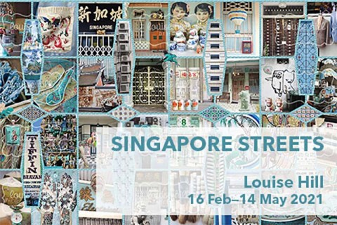 Louise Hill: Singapore Streets