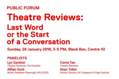 Theatre Reviews: Last Word or the Start of a Conversation