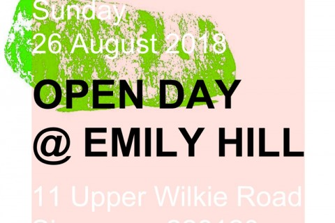 Open Day @ Emily Hill