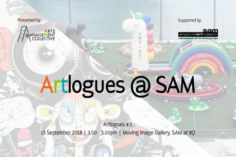 Artlogues #3: From MTV to Art-Zoo - Creating Across Forms, Time and Space