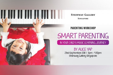 Smart Parenting In Your Child's Music Learning Journey