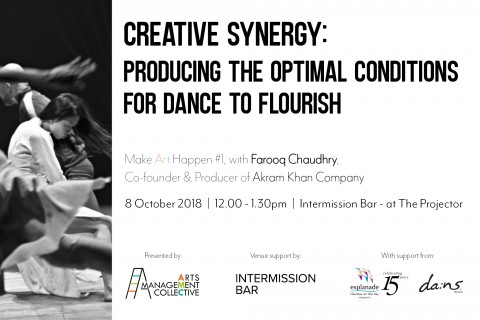 Creative Synergy: Producing the Optimal Conditions for Dance to Flourish
