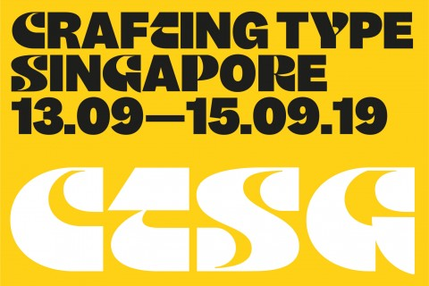 Crafting Type Singapore 2019