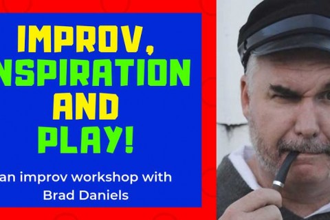Improv, Inspiration and Play!