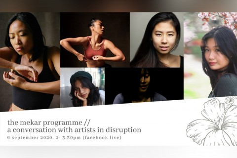 The Mekar Programme – A Conversation with Artists in Disruption