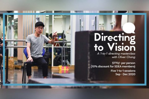 Directing to Vision: A 1-to-1 Directing Masterclass with Oliver Chong