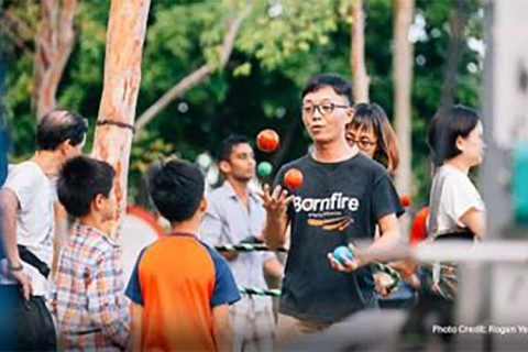 3-ball Juggling Workshop