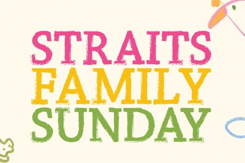 Straits Family Sunday - Jemput Makan Ramay Ramay (Come let's all eat together)