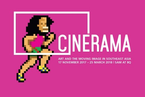 Cinerama: Art and the Moving Image in Southeast Asia