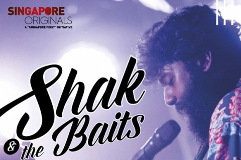 Singapore Originals - Shak and The Baits