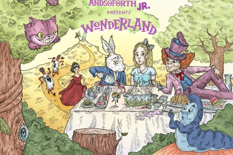 Wonderland - an Immersive Theatrical Children's Show