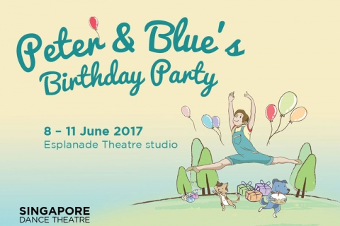 Peter & Blue's Birthday Party