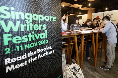 Exploring Origins - Preview of Singapore Writers Festival 2012