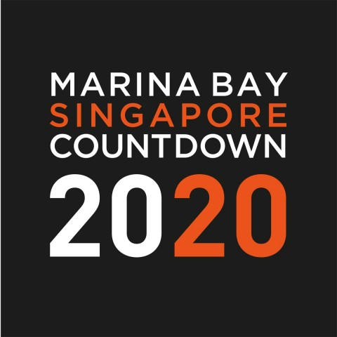 Marina Bay Singapore Countdown 2020
