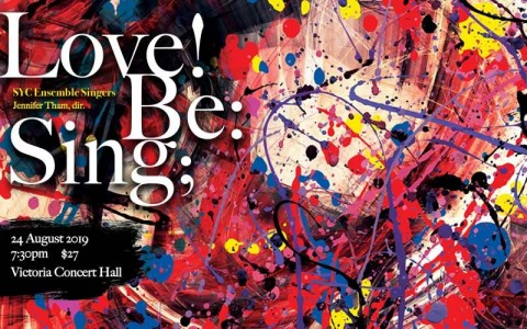 Love! Be: Sing;