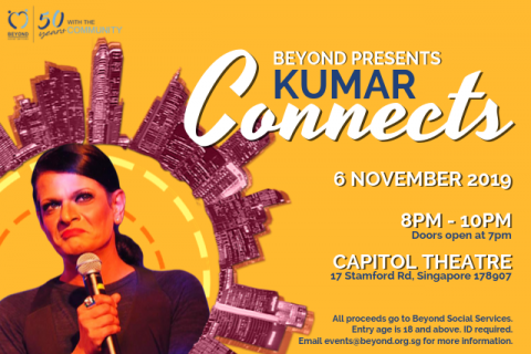 Beyond Social Services Presents Kumar Connects!