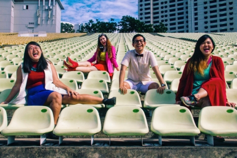 NTU Overrun by Theatre Invasions