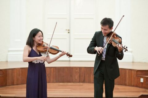 [Review] Bach Continuum - A truly brilliant showcase by two local violin virtuosi