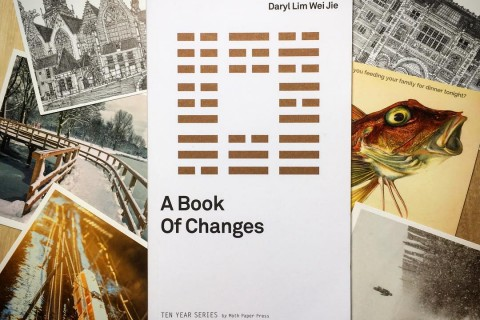 [Curious Reads] A Book of Changes by Daryl Lim Wei Jie