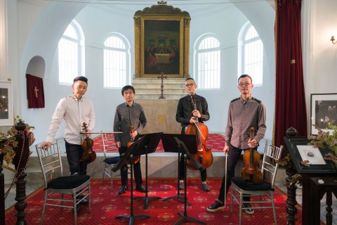 [Review] T'ang Quartet's Trampled Souls paints a vivid picture of Life through raw and powerful music