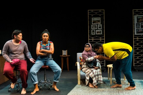 [Review] The Orange Production – Drip: A sensitive portrayal of the underlying struggles in an interracial marriage