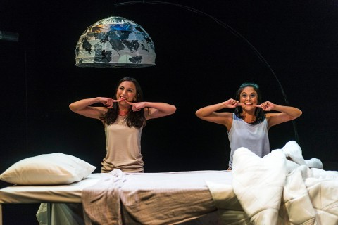 [Review] The Orange Production – Whale Fall: A poetic exploration of female friendships & the human condition